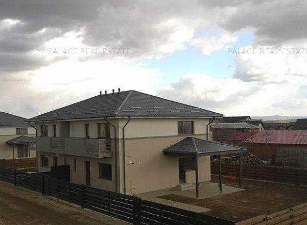 Casa tip duplex in Valea Lupului, P+1, pe cadre 280 mp teren - imaginea 1