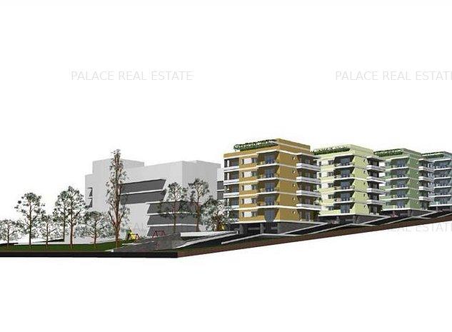 Teren constructie rezidentiala/comerciala 4000 mp Pacurari - imaginea 1