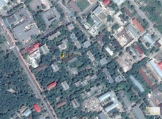 Vanzare teren 430 mp situat in zona Copou - imaginea 1