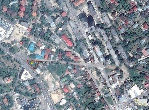 Vanzare teren 572 mp zona Ultracentrala - imaginea 1