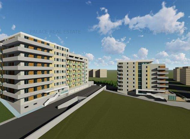 Teren 5500 mp si Proiect rezidential, in Tatarasi Green Park - imaginea 1