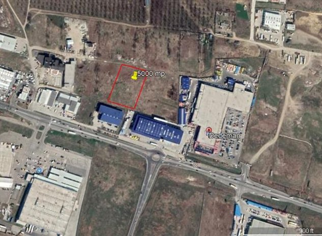 5000 mp ideal pentru investitie sau dezvoltare industriala in Iasi ,zona Elvila - imaginea 1