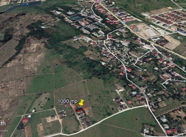teren pentru constructie case in  Iasi- zona  Bucium - imaginea 1