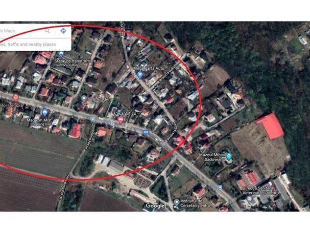 Teren 980 mp, Copou - Sadoveanu - imaginea 1