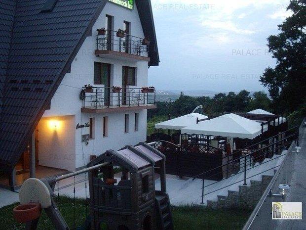 Pensiune - Restaurant Shamrock Inn Iasi - Bucium - imaginea 1