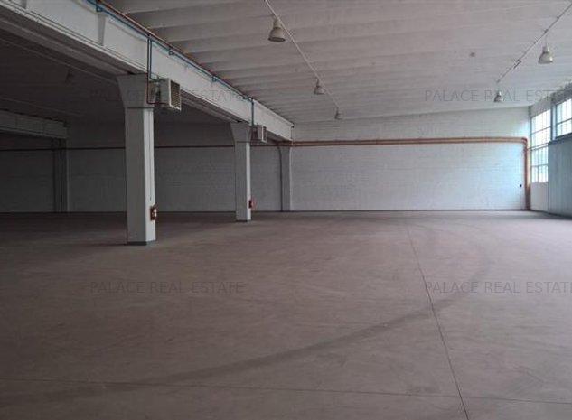 Inchiriere spatiu industrial 4280 mp zona Metalurgie, pretabila pentru proiecte - imaginea 1