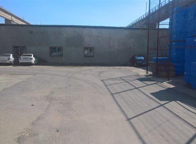 Vanzare spatiu industrial 1605 mp  Zona Industriala- Iasi - imaginea 1