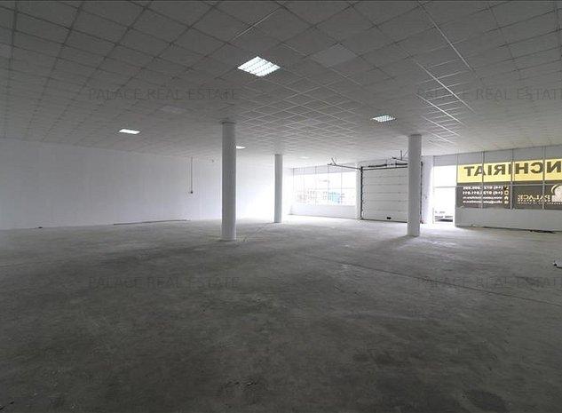 Inchiriere spatiu industrial/comercial 778 mp cu showroom in zona Metro - imaginea 1