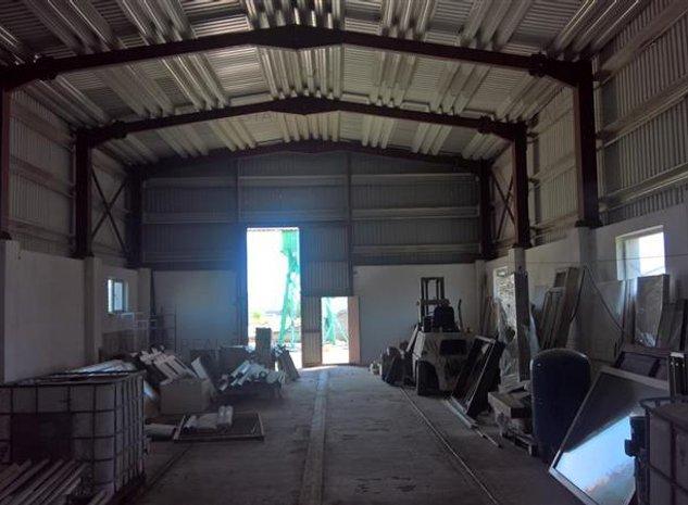 Vanzare spatiu industrial  483 mp DE 85 Iasi - imaginea 1