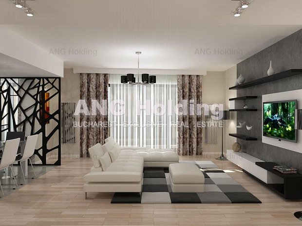 Apartament 3 camere - LUX - Cartierul Francez - imaginea 1