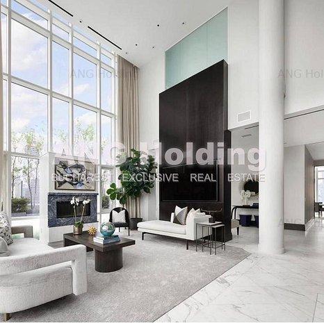 Penthouse 5 camere - Herastrau * Terasa si Vedere Impresionanta - imaginea 1