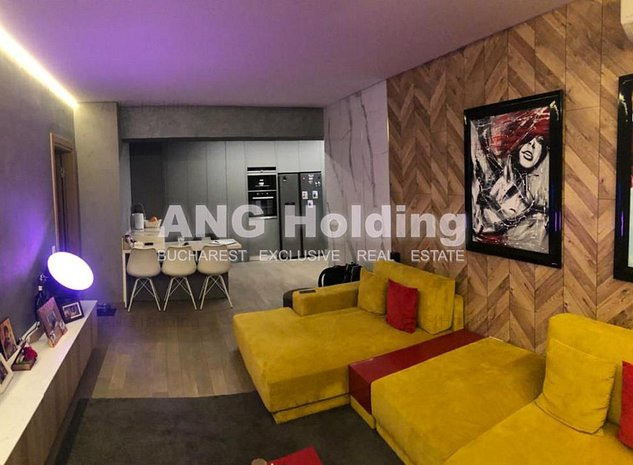 Apartament 3 camere Lux in Aviatiei - imaginea 1