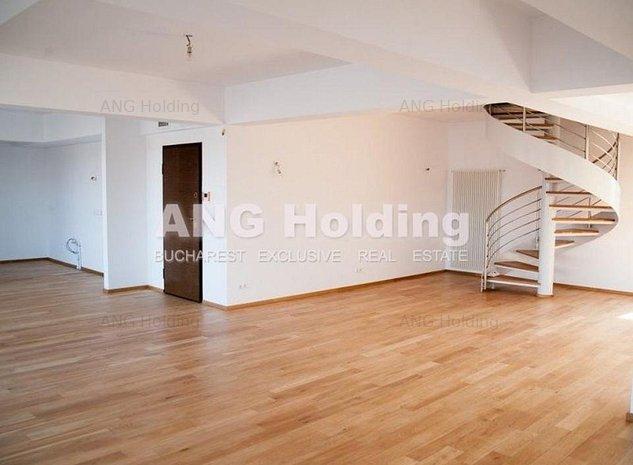 Apartament 3 camere Duplex/Penthouse*LUX* Barbu Vacarescu - imaginea 1