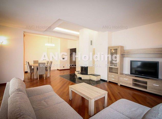 Apartament Duplex 5 camere - Primaverii - imaginea 1