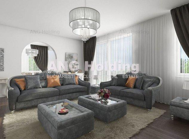 Vanzare apartament 4 camere zona 13 Septembrie- Marriott - imaginea 1