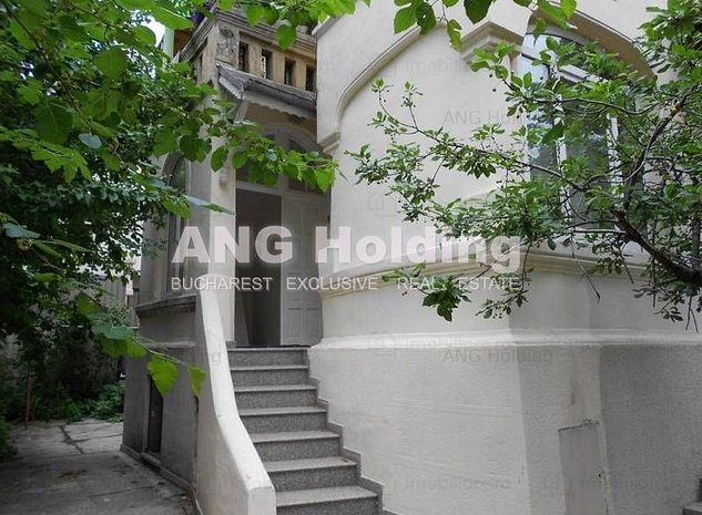 Apartament 3 camere Primaverii Vila Interbelica. - imaginea 1