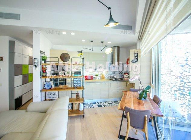 Apartament de Lux 3 cam Herastrau - imaginea 1