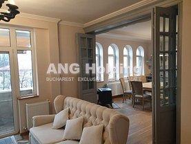 Apartament de închiriat 6 camere în Bucuresti, Kiseleff
