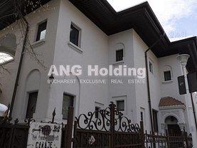 Casa de vânzare sau de închiriat 10 camere, în Bucuresti, zona Dorobanti