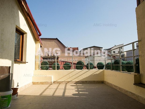 Casa / Vila  deosebita - Dorobanti - imaginea 1