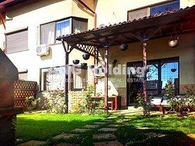 Casa de vânzare sau de închiriat 5 camere, în Bucureşti, zona Pipera