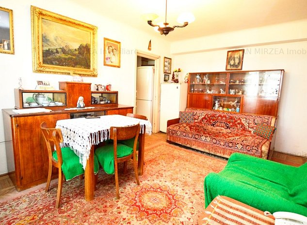 Apartament 3 camere Grivitei-Metrou, liber, Comision 0% - imaginea 1