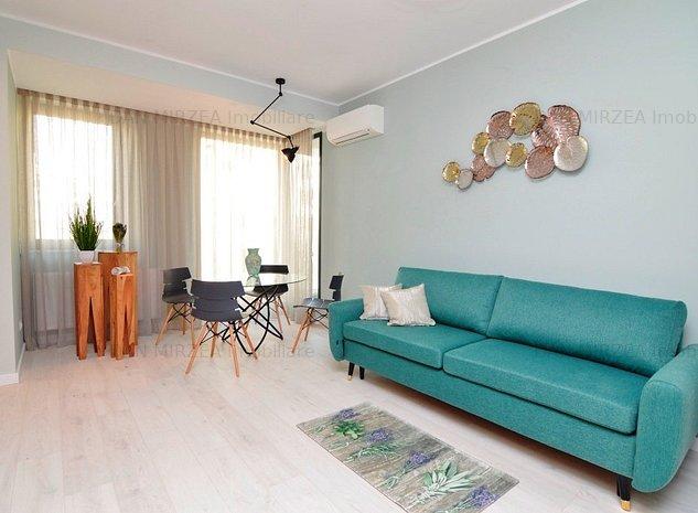 Apartament 2 camere Aviatiei-Smaranda Braescu, 2019, prima inchiriere - imaginea 1