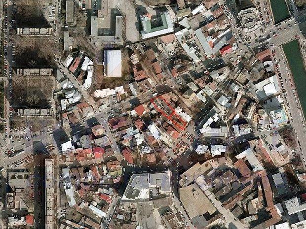 Vanzare teren zona centrala B-dul. Maresesti, dubla deschidere  - imaginea 2