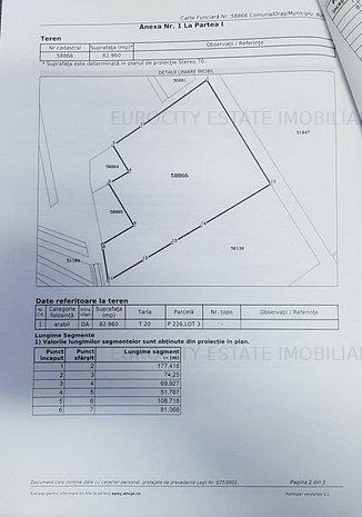 Buftea, 82.960 mp, intravilan industrial - imaginea 1