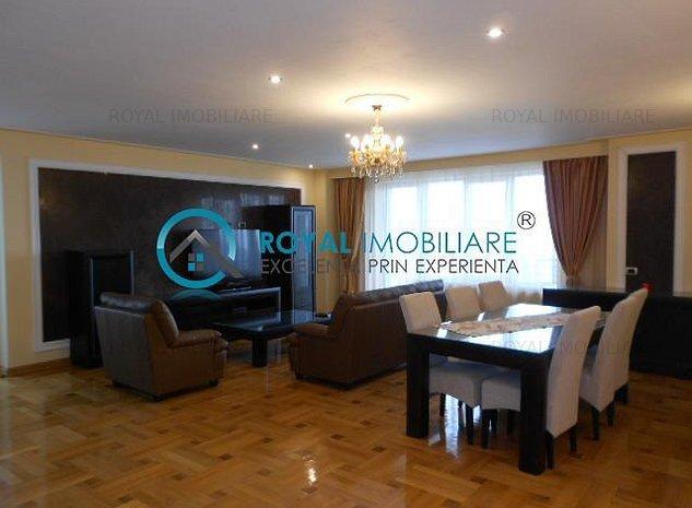 Royal Imobiliare - apartament 3 camere de inchiriat in Ploiesti, zona Ultracentr - imaginea 1