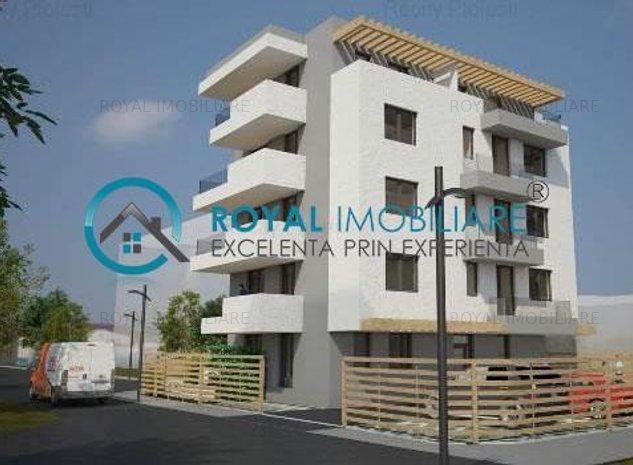 Royal Imobiliare - Vanzari apartamente noi zona Malu Rosu - imaginea 1