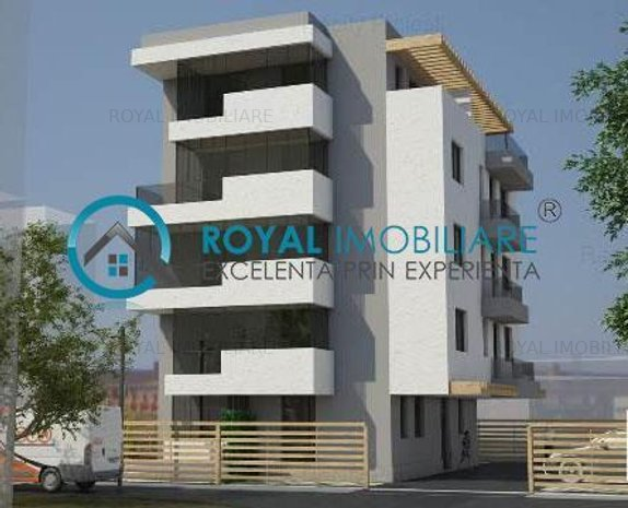 Royal Imobiliare - vanzari apartamente noi, zona Malu Rosu - imaginea 1