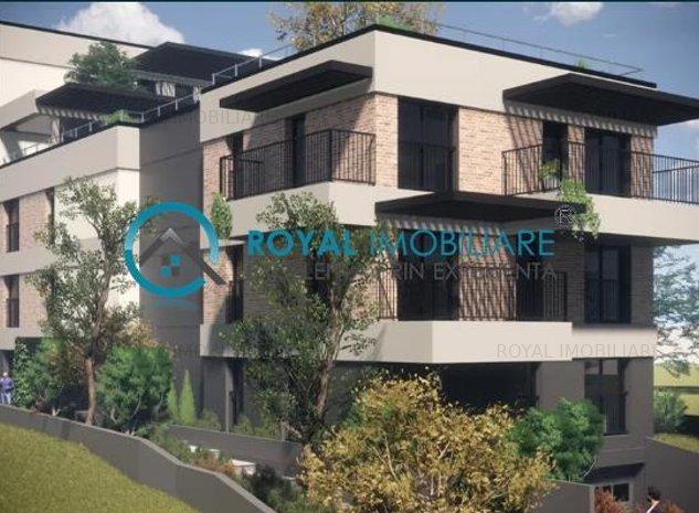 Royal Imobiliare - vanzari 3 camere, bloc nou, zona Marasesti - imaginea 1