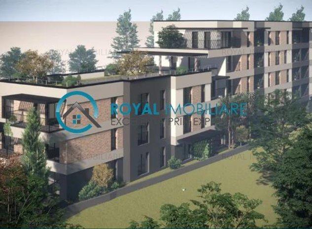 Royal Imobiliare - vanzari apartamente, bloc nou, zona Marasesti - imaginea 1