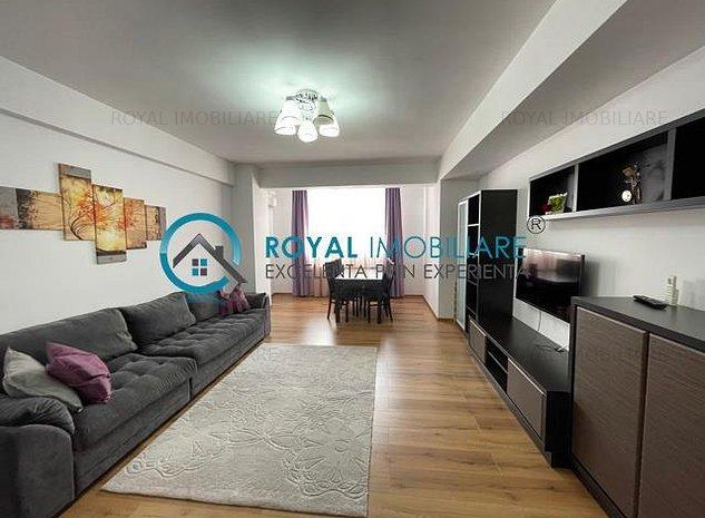 Royal Imobiliare - Inchiriere apartament bloc nou zona 9 Mai - imaginea 1