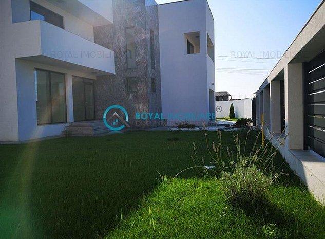 Royal Imobiliare - Vila cu piscina, zona Paulesti - imaginea 1