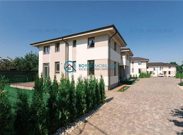 Royal Imobiliare -vila in cartier privat Paulesti, comision 0% - imaginea 1