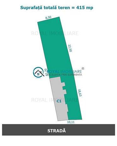 Royal Imobiliare - vanzare casa zona Central - Bulevard - imaginea 1