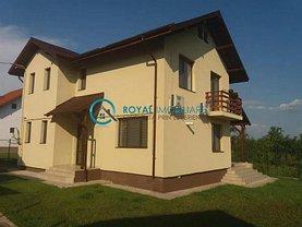Casa de vânzare 5 camere, în Păuleştii Noi, zona Central