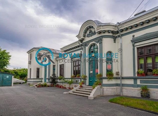 Royal Imobiliare - Inchirieri spatii birouri - Zona Central - imaginea 1