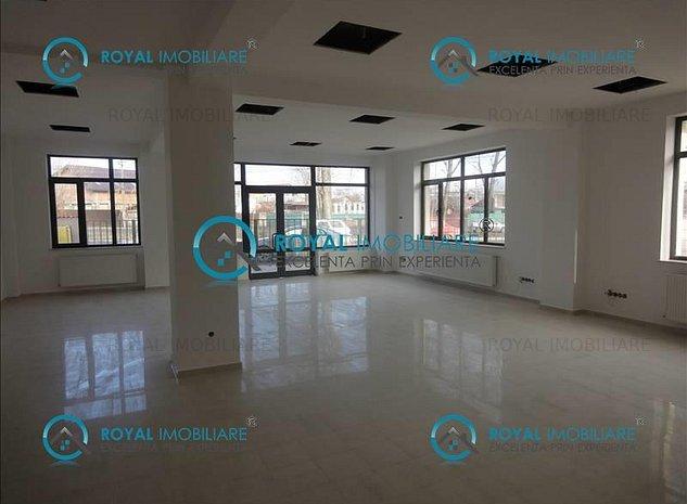 Royal Imobiliare - spatiu de birou de inchiriat in Ploiesti, zona Mihai Bravu - imaginea 1