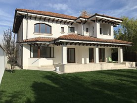 Casa de închiriat 8 camere, în Bucuresti, zona Pipera