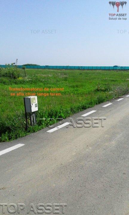 Teren Cu Utilitati La Doar 20km De Bucuresti Pe A1 Teren