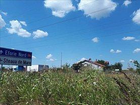 Teren constructii de vânzare, în Eforie Nord, zona Est
