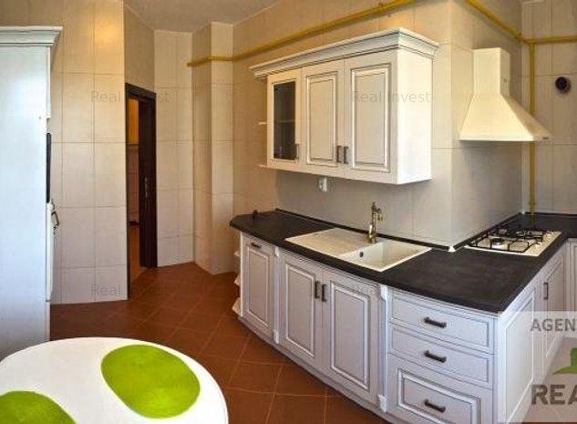 Apartament 3 camere mobilat si utilat lux de vanzare pe Faleza Dunarii - imaginea 1