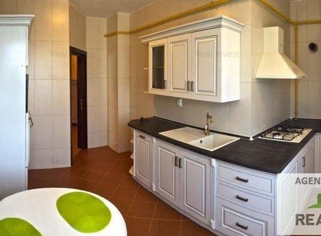 Apartament 3 camere mobilat si utilat lux de inchiriat pe Faleza - imaginea 1