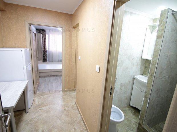 Apartament 1camera, renovat nou, lux, centrala termica  - imaginea 1
