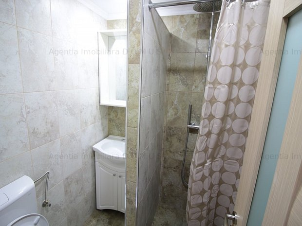 Apartament 1camera, renovat nou, lux, centrala termica  - imaginea 2