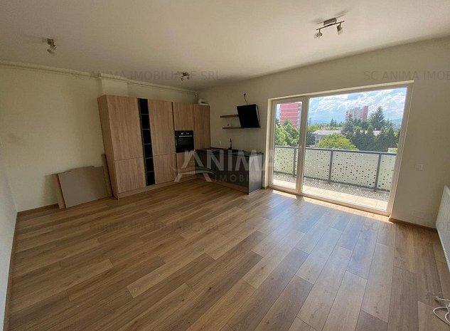 Apartament situat in imobil nou, parcare subterana, zona USAMV - imaginea 1