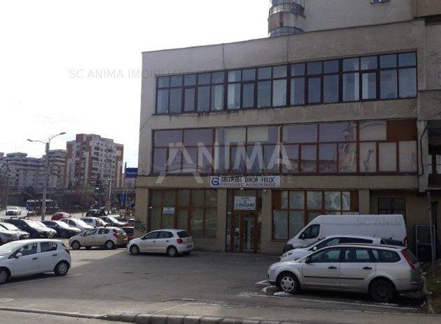 Oportunitate: Spatiu comercial in Plopilor, vitrina la strada, ideal investitie - imaginea 1